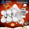 크리스마스가 최신 판매 환상적인 공장 가격에 의하여 백색 LED 점화한다