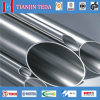 AISI 201 Welded Stainless Steel Pipe pour Decoration