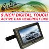 Headrest ativo DVD de 9 polegadas