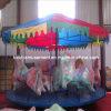 Езда Carousel оборудования занятности дешево 8 мест веселая идет круг