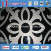 304 hojas de acero Ti-Negro Espejo grabado inoxidable