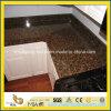 Partie supérieure du comptoir baltique de cuisine de stratifié de granit de Brown