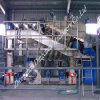 Cadre de flux à haute pression dans la longue machine de fabrication de papier de maille