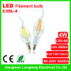 LED Filament Candle Light 4W (c35l-4)