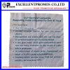 Vêtements propres bon marché de Microfiber imprimés par logo promotionnel (EP-C57312)