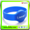 Bracelete/Wristband do silicone RFID com a microplaqueta 1k