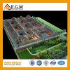 Modelos modelo arquitectónicos do fabricante/exposição do edifício de modelagem/modelo antigo da arquitetura