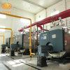 Caldera de vapor de fuel vertical para la industria de sequía de papel