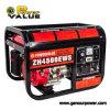 generador portable 220V de la gasolina 3000W