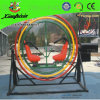 Double Person d'Electrical Gyroscope