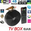 TV Box van Core 4k Android van de vierling
