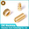 Productos de cobre que trabajan a máquina por encargo del CNC del OEM en China