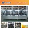 A energia automática do frasco do animal de estimação bebe a máquina de enchimento