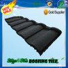 Azulejo de azotea superior del cinc de la venta en material de construcción verde