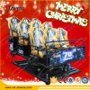 Interactieve Latest 7D 9d Cinema Equipment met Games en Songs