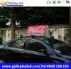 Pantalla Dobule 960*320 lateral milímetro de la tapa HD Advertisng del taxi de Turquía México LED