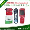 El Version más nuevo Original Quality X-100 PRO Auto Key Programmer X 100 PRO X-100+ Programmer con New Function Eeprom y Odometer