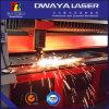 Machine de découpage carrée de tube pour le découpage de laser de fibre