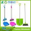 Комплект веника и Dustpan конструкции Multicolour пластичный складывая