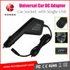CA Car Charger Universal di Usage del computer portatile di 90W Car Accessories per Acer Lenovo Samsung Battery Charger