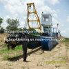Het Uitbaggeren van de kwaliteit de Hydraulische Gouden Baggermachine van de Zuiging van de Snijder van de Pijpleiding
