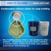 Tipo borracha da cura da adição RTV-2 de silicone líquida