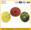 Soft in lega di zinco Enamel Painting Metal Emblem Badge con Pins