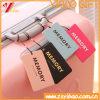 Étiquette de estampage chaude de bagage de PVC du modèle le plus neuf (YB-LY-LT-02)