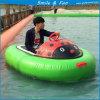 Barca Bumper elettrica adulta Powred da Battery 12V 33ah per 1-2 persone con il tubo del corpo di FRP e della tela incatramata del PVC