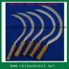 Серп ручки серпа деревянный для быть фермером и садовничать