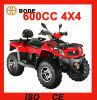 EEC 500cc 4X4 Quad с 4 Wheel Drive (MC-392)