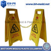 Safety Sign (Caution Wet Floor)를 위한 플라스틱 Injection Mould