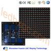 Módulo impermeável ao ar livre da tela de exposição do diodo emissor de luz do MERGULHO da cor P10 cheia