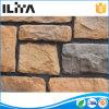 Tuile en pierre cultivée multicolore de pierre d'inducteur pour le revêtement de mur (80006)