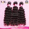 기계 Weft 26inch 28inch 30inch 유라시아인 Deep Wave Hair