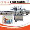 Máquina de etiquetas adesiva de vidro automática cheia da vara do frasco redondo (MPC-DS)