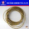 Sorteer CNC Diamond Wire Saw voor Stone Profiling