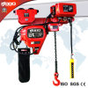 0.5t Lourd-rendement Low Headroom Lifting Hoists
