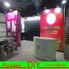 Подгонянная будочка выставки Portable&Versatile подобная для торговой выставки