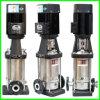 Pompe centrifuge verticale d'acier inoxydable