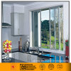 Ruptura térmica excelente/janela de deslizamento de alumínio para a cozinha