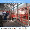Вполне производственная линия блок цемента поставкы формируя машину