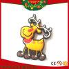 Alces relativos à promoção Eco-Friendly de Santa do ímã do refrigerador dos presentes (RC-CR017)