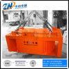 コンベヤーベルトMc03-150110Lのための長方形磁気分離器の手動排出