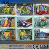 製造の工場屋内及び屋外の膨脹可能なスライド