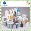 Fabricante de encargo de la etiqueta engomada del vinilo del rodillo de la impresión de las ventas al por mayor (JP-s051)