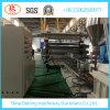 Haltbare Doppelschraube verdrängen Blatt-Strangpresßling-Produktionszweig