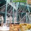 Frumento Flour Mill Running in Factory (120t)