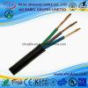 Cabo de fio flexível do cobre do cabo de potência do PVC do dever ordinário padrão australiano do cabo flexível