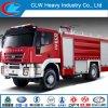 Fire Alarm Truck Iveco 4*2 Fire Rescue Truck Fire Foam Truck